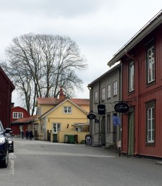 Part of old Sigtuna