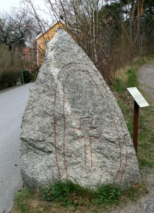 Uppland Runestone #393