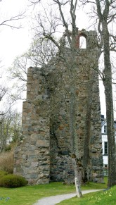 St. Lars Church Ruin