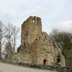 St. Olof's Church Ruin