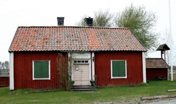 A 'Fattigstuga' (poor cottage) at Norrsunda
