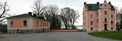 Skånelaholms Castle & 1 of 4 outbuildings
