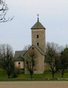 Skånela Church