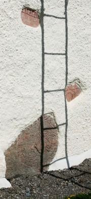 Uppland Runestones #253, & #254