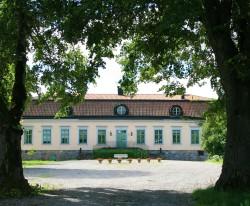 Random small manor house