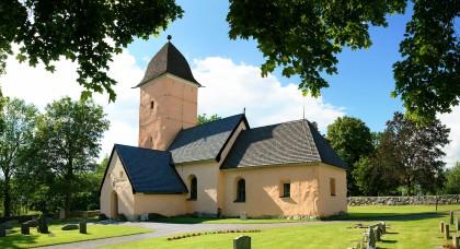 Yttergran's Church