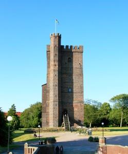 Kärnan Fortress Tower - Helsingborg
