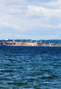 Kronborg across the water