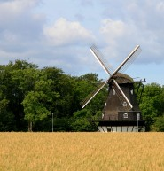 What a lovely windmill!
