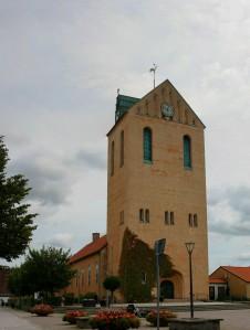 Höganäs Church