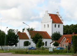 Jonstorp Church