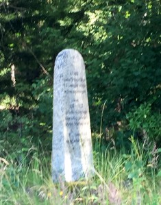 Random Memorial Stone
