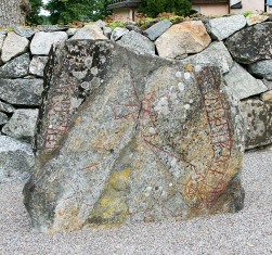 Uppland Runestone #608