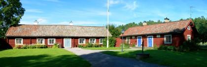 Cottages at Kungsängen Vicarage