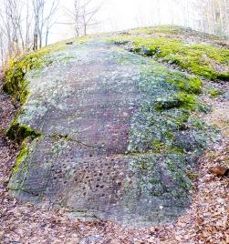 Slagsta Rock Carving