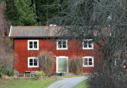 Old Swedish country house