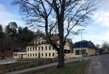 Hemvärnets Stridskola (Home Guards' Combat School)