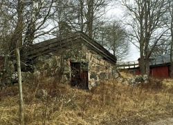 Darling, old root cellar