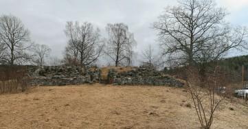 Ruins of Telge House