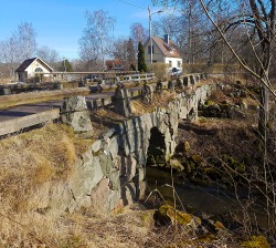 Lovely old stone bridge