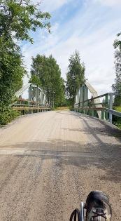 Nice country bridge!