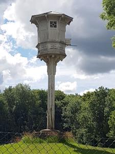 First bird 'manor' I've ever found in Sweden.