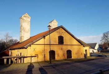Smithy in Österbybruk